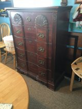 """Very tall chest great shape 18""""deep 38"""" wide 54""""tall in Conroe, Texas"""
