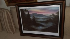 Terri Waters framed print in Perry, Georgia