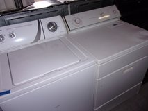 Admiral Washer With Whirlpool Dryer Set in Fort Riley, Kansas