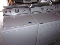 Maytag Centennial Washer and Maytag Dryer Set in Fort Riley, Kansas