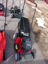 Snapper 6.75 Self-Propelled Lawnmower With Bagger in Fort Riley, Kansas