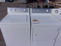 Admiral Matching Washer and Dryer Set in Fort Riley, Kansas