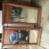 2dresser mirrors with hardware in Lake of the Ozarks, Missouri
