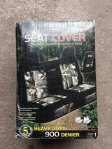 Seat cover, truck in Baumholder, GE