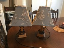 pair of table lamps in Macon, Georgia