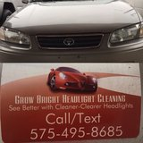 HeadLight Cleaning in Alamogordo, New Mexico