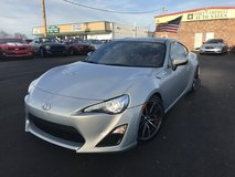 2013 SCION FR-S 10 SERIES  COUPE 2D 4-Cyl, 2.0 Liter in Fort Campbell, Kentucky