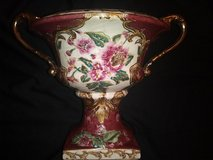 twin handle campana vase in Spring, Texas