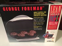 George Foreman grill in Bolingbrook, Illinois