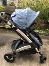 Awesome Blue Combi Stroller in Okinawa, Japan