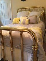 Antique Brass Bed in Conroe, Texas