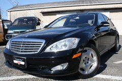 U.S.SPEC 2009 Mercedes-Benz S550 - Inspection & Shipping Included in Okinawa, Japan