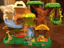 Fisher price little people jungle set in DeRidder, Louisiana