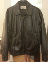 LEATHER FLIGHT JACKET!! in Cherry Point, North Carolina