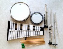 Pearl PL900C Educational Percussion Kits Snare & Bell Kit in Okinawa, Japan