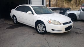 2007 Chevy Impala.... good deal!! in Fort Campbell, Kentucky