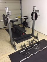 Complete Weight Bench in Stuttgart, GE
