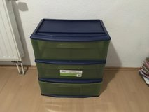 3-drawer wide storage dresser in Ramstein, Germany