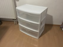 3 drawer wide storage dresser in Ramstein, Germany
