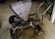 Sit & stand stroller in Warner Robins, Georgia