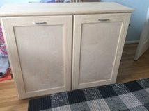 Trash/Recycle double tip-out cabinet - New - Wood in Fort Belvoir, Virginia