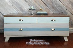 Beautiful & Unique Refinished Chest/Coffee Table in Sandwich, Illinois