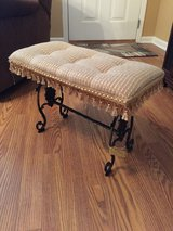ANTIQUE VICTORIAN CAST IRON STOOL in Fort Campbell, Kentucky