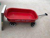 kids mini red wagon in Naperville, Illinois