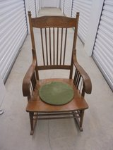 Antique Rocking Chair in Perry, Georgia