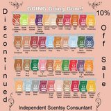 Scentsy wax samples in Greenville, North Carolina