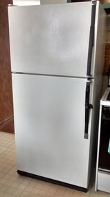 Old fridge - works great in Wheaton, Illinois