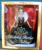 2006 Holiday Barbie in San Bernardino, California