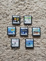 7 Nintendo DS Games Bundle Lot in Camp Lejeune, North Carolina