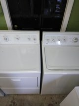 Kenmore washer dryer set in Wilmington, North Carolina