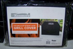 New Kenmore Grill Cover in DeRidder, Louisiana