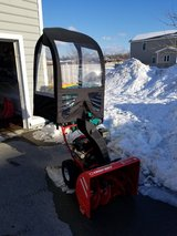 Troy-Built Storm 2620 208cc Two Stage Snow Blower with Snow Cab, Price Reduced! in Watertown, New York