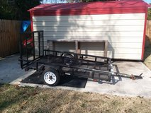 5X8 Utility Trailer in Camp Lejeune, North Carolina