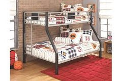 NEW TWIN OVER FULL BUNK BED in Camp Lejeune, North Carolina