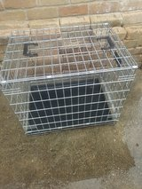 Metal pet carrier/home in The Woodlands, Texas