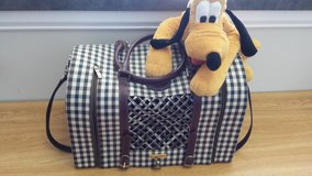 Burberry inspired Pet Dog Cat Carrier in Chicago, Illinois