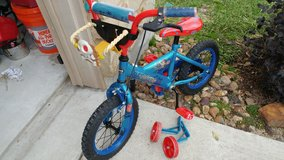 kids bike 14in in Spring, Texas
