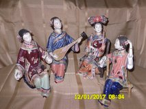 Oriental Figurines in Nellis AFB, Nevada