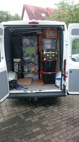 MOVING, TRANSPORT, RELOCATION, FMO PICK UP AND DELIVERY SERVICES in Ramstein, Germany