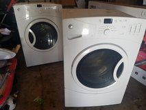 GE washer and Gas Dryer set in Sugar Grove, Illinois