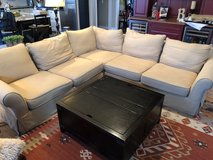 Pottery Barn Sectional in Wheaton, Illinois