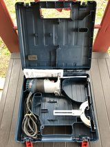 1.0 hp Bosch Variable Speed Palm/Compact Router Kit in Camp Lejeune, North Carolina