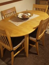 table 4 chairs in Lakenheath, UK