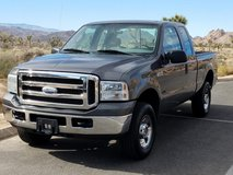 2005 F-250 Super Duty XLT 4x4 in Yucca Valley, California