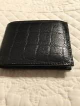 Men's Wallet...Genuine Handcrafted Leather in Kingwood, Texas
