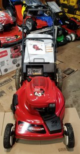 Toro Recycler Lawnmower in Joliet, Illinois